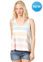 OCEAN & EARTH Womens Rainbow Singlet Top rainbow