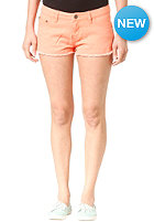 OCEAN & EARTH Womens Raver denim Walkshort coral