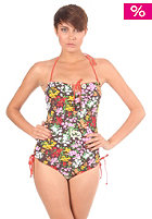 OCEAN & EARTH Womens Sun Kiss Bathing Suit coffee