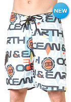 OCEAN & EARTH Word Up Boardshort ice