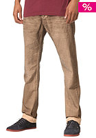 ONE GREEN ELEPHANT Chico Jeans Pant washed brown crayon
