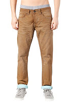 ONE GREEN ELEPHANT Chico Pant oatmeal brown/lightblue