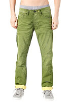 ONE GREEN ELEPHANT Chico Pant olive/yellow