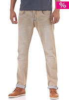 ONE GREEN ELEPHANT Columbus Jeans Pant light brown crayon