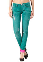ONE GREEN ELEPHANT Womens Kosai Pant dark green/pink dd