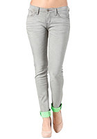 ONE GREEN ELEPHANT Womens Kosai Pant grey/neon green dd