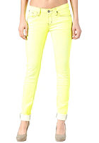 ONE GREEN ELEPHANT Womens Kosai Pant neon yellow PC