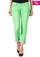 ONE GREEN ELEPHANT Womens Kosai Up Pant neon green/neon pink dd