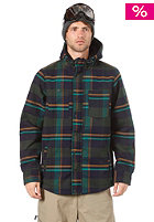 ONEILL Alfa Bravo Hyperfleece brown/aop