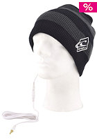 ONEILL Audio Beanie antracite