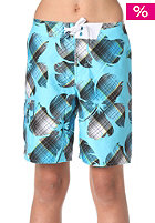 ONEILL Bigflowercheck Boardshorts blue/aop