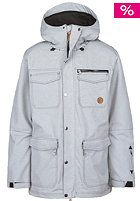 ONEILL Button Up Snow Jacket black out