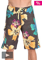 ONEILL Cali Flower Aop Boardshort brown/aop/green