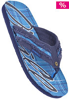 ONEILL Chad Check Sandals 2011 blue/print