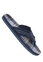 ONEILL Chad Check Sandals blue aop