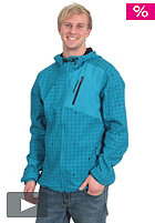 ONEILL Check Hyperfleece blue/aop