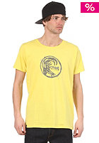 ONEILL Circle Surfer S/SLV Tee sticky/yellow