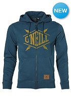 ONEILL Connected Easy Hooded Zip Sweat 5076 indian tea