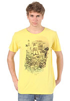 ONEILL Cultivate S/SLV Tee sticky/yellow
