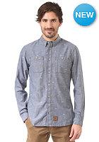 ONEILL Deposit L/S Shirt vallarta blue