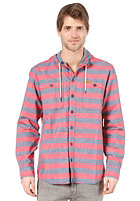 ONEILL Dream Crusher L/S Shirt red aop w/ blue