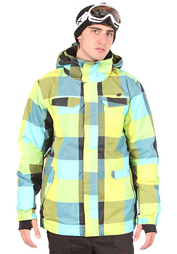 ONEILL Escape Frixton Jacket yellow/aop