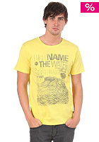 ONEILL First Name S/SLV Tee sticky/yellow