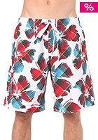 ONEILL Floater Shorts white/aop w. red