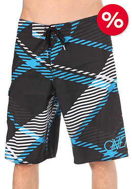 ONEILL Flowercheck Boardshort black/out