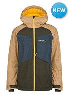 ONEILL Galaxy Snow Jacket woodchip b