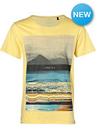 ONEILL Glitch S/S T-Shirt gold haze