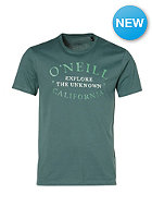 ONEILL Going Back To Cali S/S T-Shirt 6063 pine green
