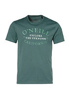 ONEILL Going Back To Cali S/S T-Shirt pine green