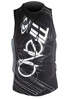 ONEILL WETSUITS Gooru Padded Comp Vest black/graphite