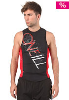 ONEILL Gooru Padded Vest black/red