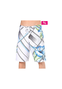 ONEILL Hanahou Flower Boardshorts white/aop
