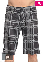 ONEILL Hybridfreak Boardshort black/aop/white/green