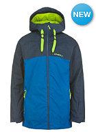 Intel Snowboard Jacket blue wing
