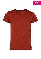 ONEILL Jack's Base S/S T-Shirt barn red