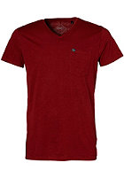 ONEILL Jack s Base S/S T-Shirt brick red