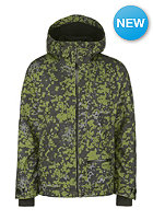 ONEILL Jones 2L Snow Jacket green aop