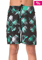 ONEILL KIDS/ Bigflowercheck Boardshorts black/aop