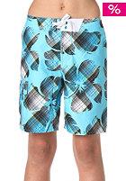 ONEILL Kids Bigflowercheck Boardshorts blue/aop
