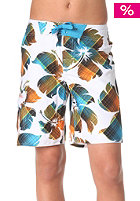 ONEILL KIDS/ Bigflowercheck Boardshorts white/aop
