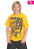 ONEILL KIDS Clifton S/S T-Shirt golden/yellow