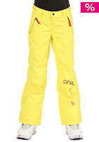 ONEILL KIDS/ Girls Jewel Pant blazing/yellow