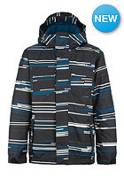ONEILL Kids Grid Snowboard Jacket blue aop