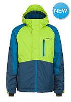 ONEILL Kids Hawking Snowboard Jacket macaw green