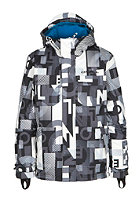 ONEILL Kids Hubble Jacket black aop