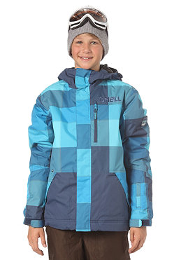ONEILL KIDS/ Hubble Jacket blue/aop
